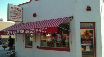 Photo of Burger Joint Nick's Hamburger Shop at 427 Main Ave, Brookings, SD 57006, United States