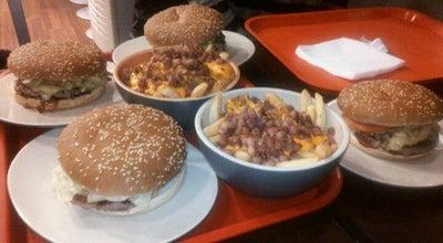 Photo of Burger Joint Amam at Γεωργίου Γεννηματά 11, Γλυφάδα 165 62, Greece