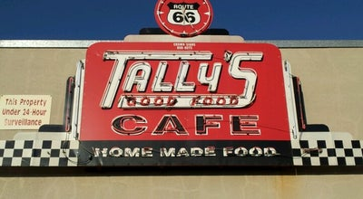 Photo of Diner Tally's Good Food Café at 1102 S Yale Ave, Tulsa, OK 74112, United States