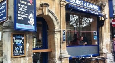 Photo of Ice Cream Shop George & Danver at 94 St Aldates, Oxford OX1 1BT, United Kingdom