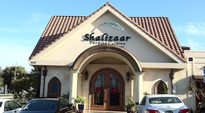 Photo of Persian Restaurant Shalizaar at 300 El Camino Real, Belmont, CA 94002, United States