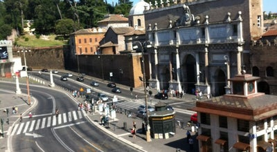 Photo of Plaza Piazzale Flaminio at Piazzale Flaminio, Roma 00196, Italy