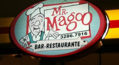 Photo of Burger Joint Mr. Magoo at Av. Loureiro Da Silva, 1776, Porto Alegre, Brazil