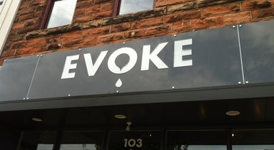 Photo of Coffee Shop Cafe Evoke at 103 S Broadway, Edmond, OK 73034, United States