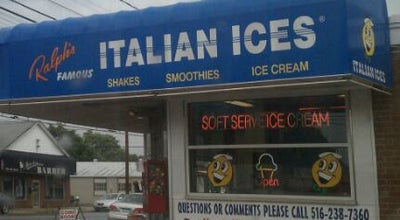 Photo of Ice Cream Shop Ralph's Italian Ices at 242 Merrick Rd, Oceanside, NY 11572, United States