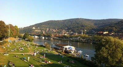Photo of Park Neckarwiese at Uferstr., Heidelberg 69120, Germany