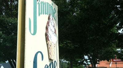 Photo of Ice Cream Shop Jimmie Cone at 26420 Ridge Rd, Damascus, MD 20872, United States