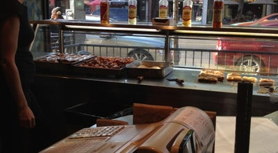 Photo of Greek Restaurant Athen's Pastries at 509 Danforth Ave., Toronto, ON, Canada