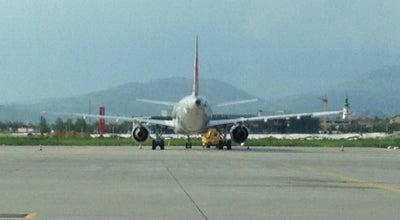 Photo of Airport Flughafen Graz-Thalerhof (GRZ) at Flughafenstr., Feldkirchen bei Graz 8073, Austria