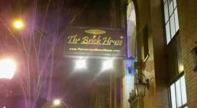 Photo of Bar The Brick House at 152 E High St, Pottstown, PA 19464, United States