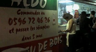 Photo of Pizza Place Aldo Pizza at Avenue Louis Moreau Gottschalk, Schoelcher 97233, Martinique