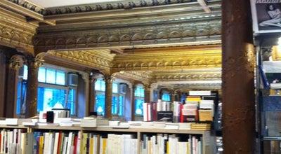 Photo of Bookstore Tropismes at 11 Galerie Des Princes / Prinsengalerij  11, Brussels 1000, Belgium