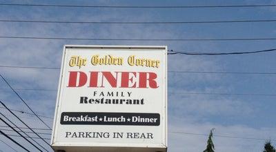 Photo of Diner Golden Corner Diner at 313 W Union Ave, Bound Brook, NJ 08805, United States