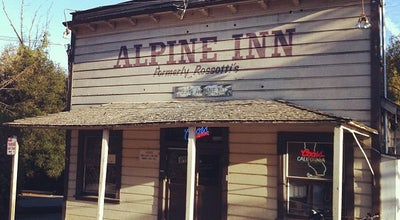 Photo of Burger Joint Alpine Inn at 3915 Alpine Rd, Portola Valley, CA 94028, United States