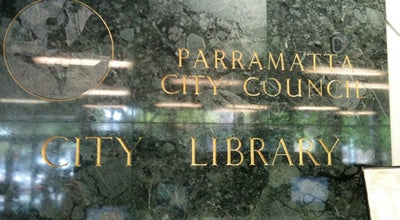 Photo of Library Parramatta City Library at 1 Civic Place, Parramatta, NS 2150, Australia