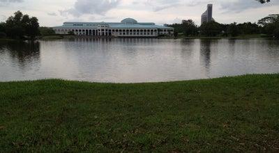 Photo of Park Jogging Track Pustaka at Jalan Tun Abdul Rahman, Kuching 93050, Malaysia