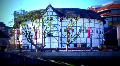 Photo of Theater Shakespeare's Globe Theatre at 21 New Globe Walk, South Bank SE1 9DT, United Kingdom
