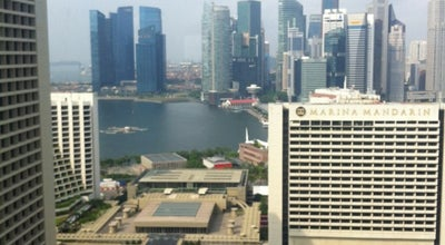 Photo of Hotel Bar Executive Lounge at Level 31, Conrad Centennial Singapore, Singapore 038982, Singapore