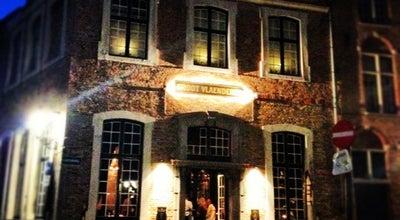 Photo of Cocktail Bar Groot Vlaenderen at Vlamingstraat 94, Brugge 8000, Belgium