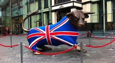 Photo of Monument / Landmark The Bull at Bullring Shopping Centre, St. Martin's Circus Queensway, Birmingham B 5 4, United Kingdom