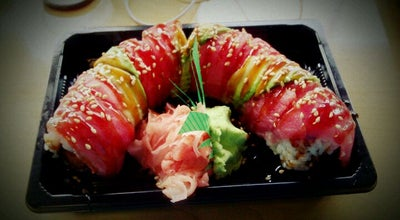 Photo of Sushi Restaurant Kiyoko Express at 7313 Baltimore Ave, College Park, MD 20740, United States