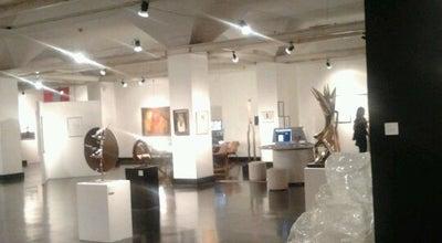 Photo of Art Gallery Centro Municipal de Exposiciones (Subte) at 18 De Julio, Montevideo Uruguay, Uruguay