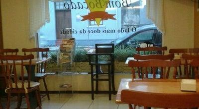 Photo of Dessert Shop Bombocado Confeitaria at R. Felipe Schmidt, 208, São Bento do Sul 89290-000, Brazil