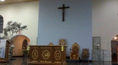 Photo of Church Igreja Menino Jesus at R: Gov Ademar Pereira De Barros, Taubaté 12040 673, Brazil