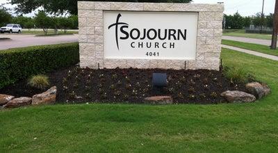 Photo of Church Sojourn Church at 4041 Marsh Ln, Carrollton, TX 75007, United States