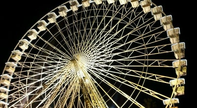 Photo of Theme Park La Grande Roue at Jardin Albert 1er, Nice 06000, France