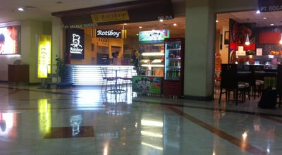 Photo of Bakery RotiBoy Bakeshoppe at Juanda International Airport, Sidoarjo 61253, Indonesia