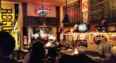 Photo of Nightlife Spot Blind Tiger Ale House at 281 Bleecker St, New York, NY 10014, United States