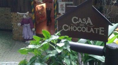 Photo of Dessert Shop Casa do Chocolate at Avenida Atlântica, 6006, Balneário Camboriú 88330-036, Brazil