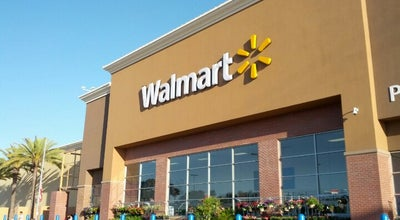 Photo of Discount Store Walmart at 4840 Shawline St, San Diego, CA 92111, United States