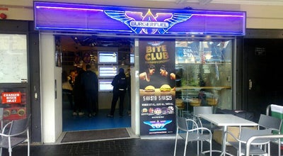 Photo of Burger Joint BurgerFuel at 291 Queen St, Auckland City, Auckland 1010, New Zealand