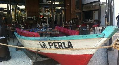Photo of Seafood Restaurant La Perla del Pacífico at Av. Presidente Kennedy 5413, Las Condes, Chile