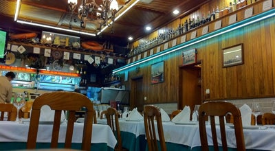 Photo of Portuguese Restaurant Mar Na Brasa at Av. Serpa Pinto, 424, Matosinhos 4450-277, Portugal