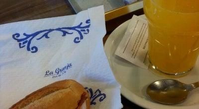 Photo of Cafe La Granja at Escola Industrial, Sabadell 08201, Spain