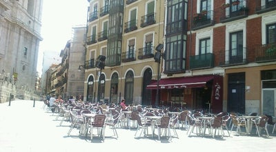 Photo of Cafe El largo adiós (Cafetín) at Calle De Arribas, 2, Valladolid 47002, Spain