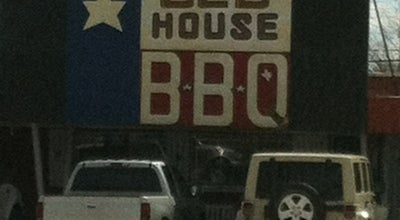 Photo of BBQ Joint Old House BBQ at 380 Lake Park Rd, Lewisville, TX 75057, United States