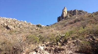 Photo of Trail Los Picachos at Guanajuato, Mexico