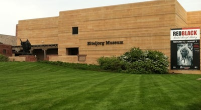 Photo of Art Museum Eiteljorg Museum of American Indians & Western Art at 500 W Washington St, Indianapolis, IN 46204, United States