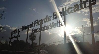 Photo of Flea Market Encants Vells Mercat Fira de Bellcaire at Pl. Glòries, Barcelona 08013, Spain