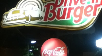 Photo of Burger Joint Drive-in Burger at R. Luiz Parigot Souza, 248, Curitiba 81070-050, Brazil