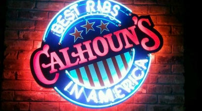 Photo of American Restaurant Calhoun's at 6515 Kingston Pike, Knoxville, TN 37919, United States
