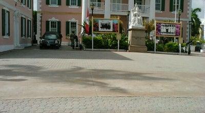 Photo of Monument / Landmark Rawson Square at West Bay Street, Nassau, Bahamas