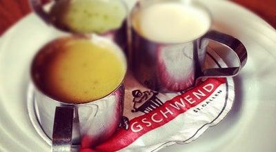 Photo of Bakery Café Gschwend at Goliathgasse 7, St. Gallen 9000, Switzerland