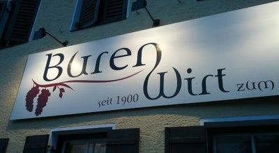 Photo of Wine Bar Buren Wirt at Dorfgasse 9, Innsbruck 6020, Austria