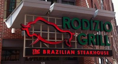 Photo of Brazilian Restaurant Rodizio Grill at 125 W Nationwide Blvd, Columbus, OH 43215, United States