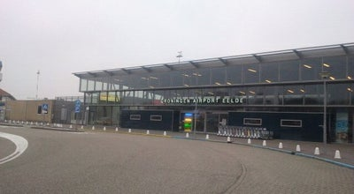 Photo of Airport Groningen Airport Eelde at Machlaan 14a, Eelde 9761 TK, Netherlands